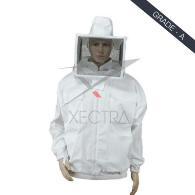 Beekeeping Jacket With Square Veil XI 301