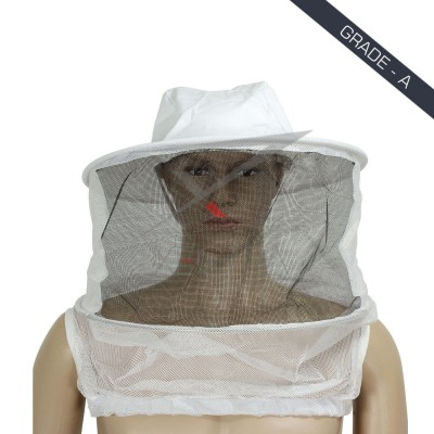 Beekeeping Round Hat White XI 402