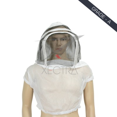 Beekeeping Veil Single Sided White XI 401