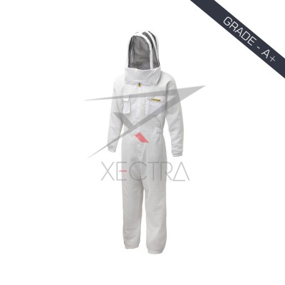 Xectra Ventilated Bee Suit Triple Layer Mesh Fabric