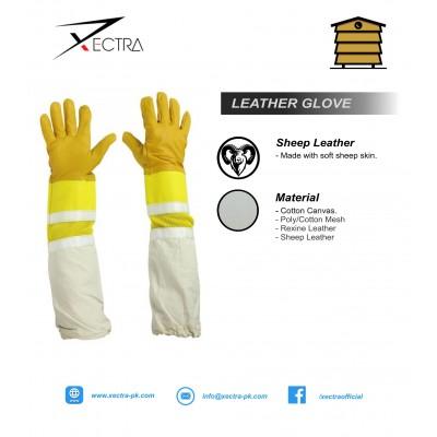 Beekeeping Ventilated Glove Yellow XI 705