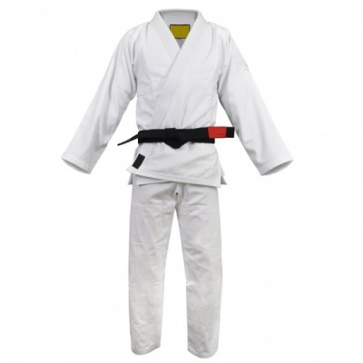 Xectra Brazilian Jiu Jitsu Uniform White XI 011 0163
