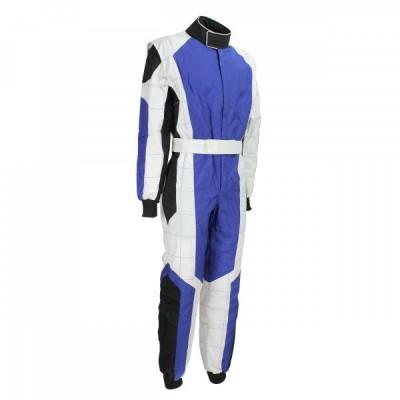Kart Suit Purple & White XI 014 002