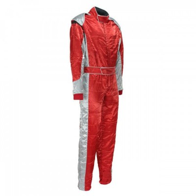 Kart Suit Red & White XI 014 003